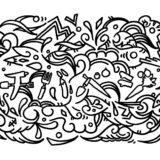 【IM AN ARTIST】チバベジのロゴで描いてもらいました!