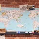 どの国からの予約者が多いの?ゲストハウスのエアビー2018年8月の売上